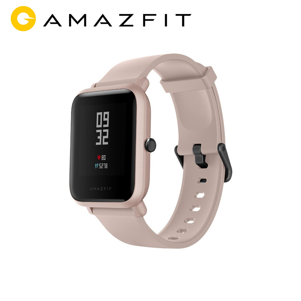 Global Version <font><b>Amazfit</b></font> Bip <font><b>Lite</b></font> Smartwatch 3ATM Waterproof Heart Rate Monitor 45-Day Battery Life Smart Watch For Xiaomi 2019 image