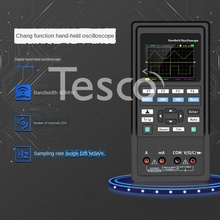 Hantek2C42 / 2C72 Dual Channel Handheld Oscilloscope Digital Oscilloscope Car