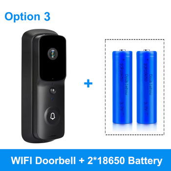 ZILNK WIFI Doorbell Camera 1080P HD Smart WI-FI Video Intercom IP Door Bell With Chime For Apartments Wireless Security Visual 9