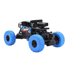 CRAZON RC Racing Car 4WD 2.4GHz Mini Off-Road Truck Vehicle High Speed Remote Toy with Wifi FPV Camera for Children