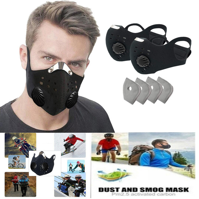 Mouth Scarf Black Face Scarfs Unisex Cotton Anime  For Cycling Black Lives Matter Face Cover maske mascarilla reutilizable kpop