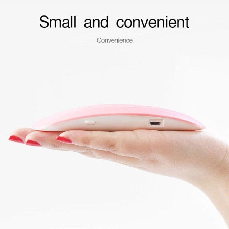 Смарт-инструменты для ногтей сушилка мини led uv светильник ногтя светильник canni официального магазина Carter's УФ-лампы, инструменты для ногтей, ...