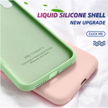 liquid silicone phone case for xiaomi re