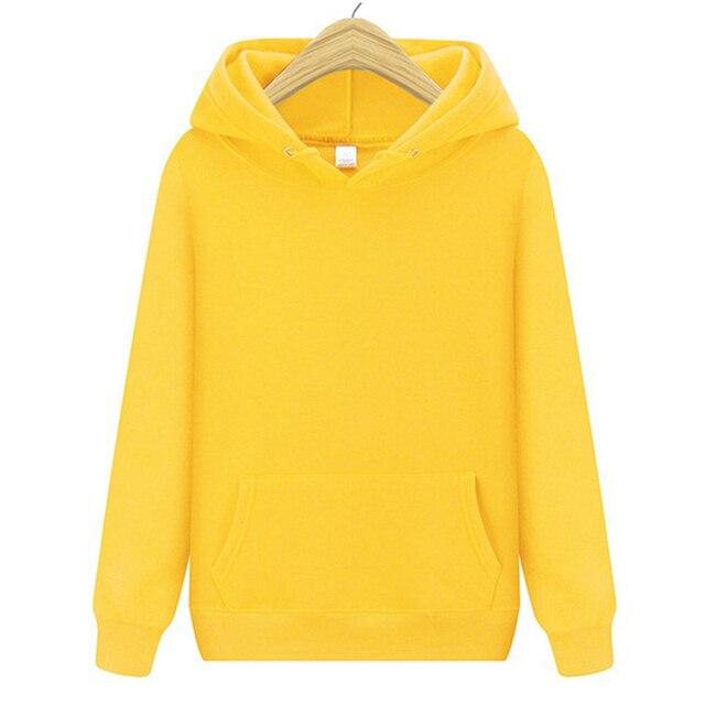 Fashion hoodie sweatshirt women christmas goods solid colors Hoodies Size S-XXXL 5