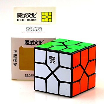 MoYu Redi Cube 3x3x3 Speed Cube Redi 3x3 Puzzle Magic Cubo Toy  Strange-Shape Cube Moyu 3x3 Professional Magic Cube