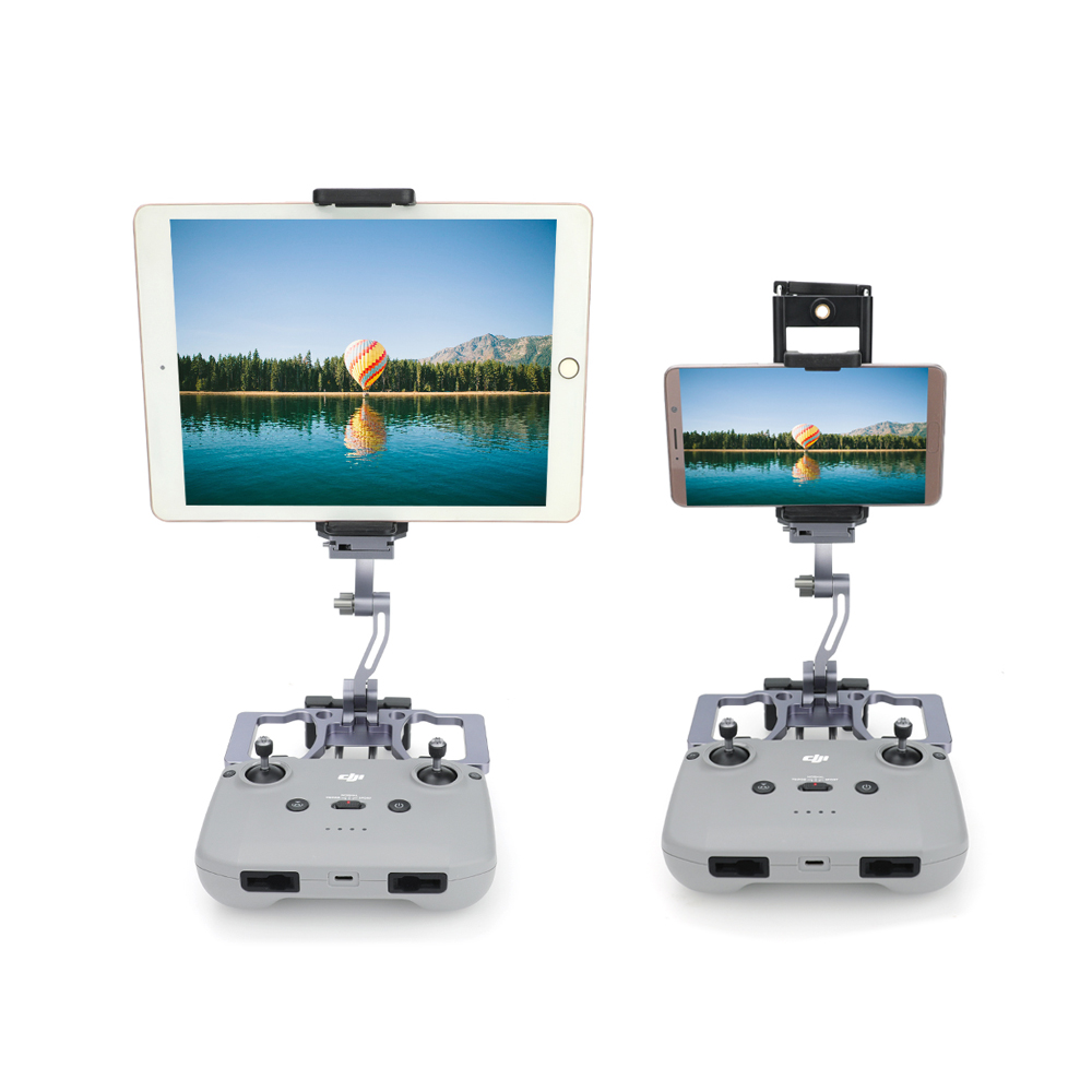 Mavic Air 2 Remote Control Clip Mount Tablet Holder Bracket Mount for iPad Phone for DJI Mavic Air 2 Mini Pro Spark Mavic2 Drone