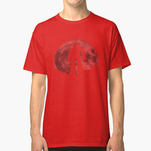 Red Moon - Grendizer T shirt grendizer goldrake goldorak anime japan 70s 80s ufo space robot(China)