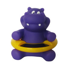 High Quality Baby Infant Bath Tub Water Temperature Tester Toy Cute Animal Shape Thermometer Kid