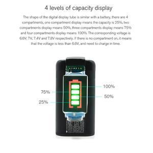 Image 3 - Indicatore di Capacità della batteria Per DJI Mavic Mini di Potenza Della Batteria con Display A LED per il DJI Mavic Mini Supporto 4 Livello di Potenza display