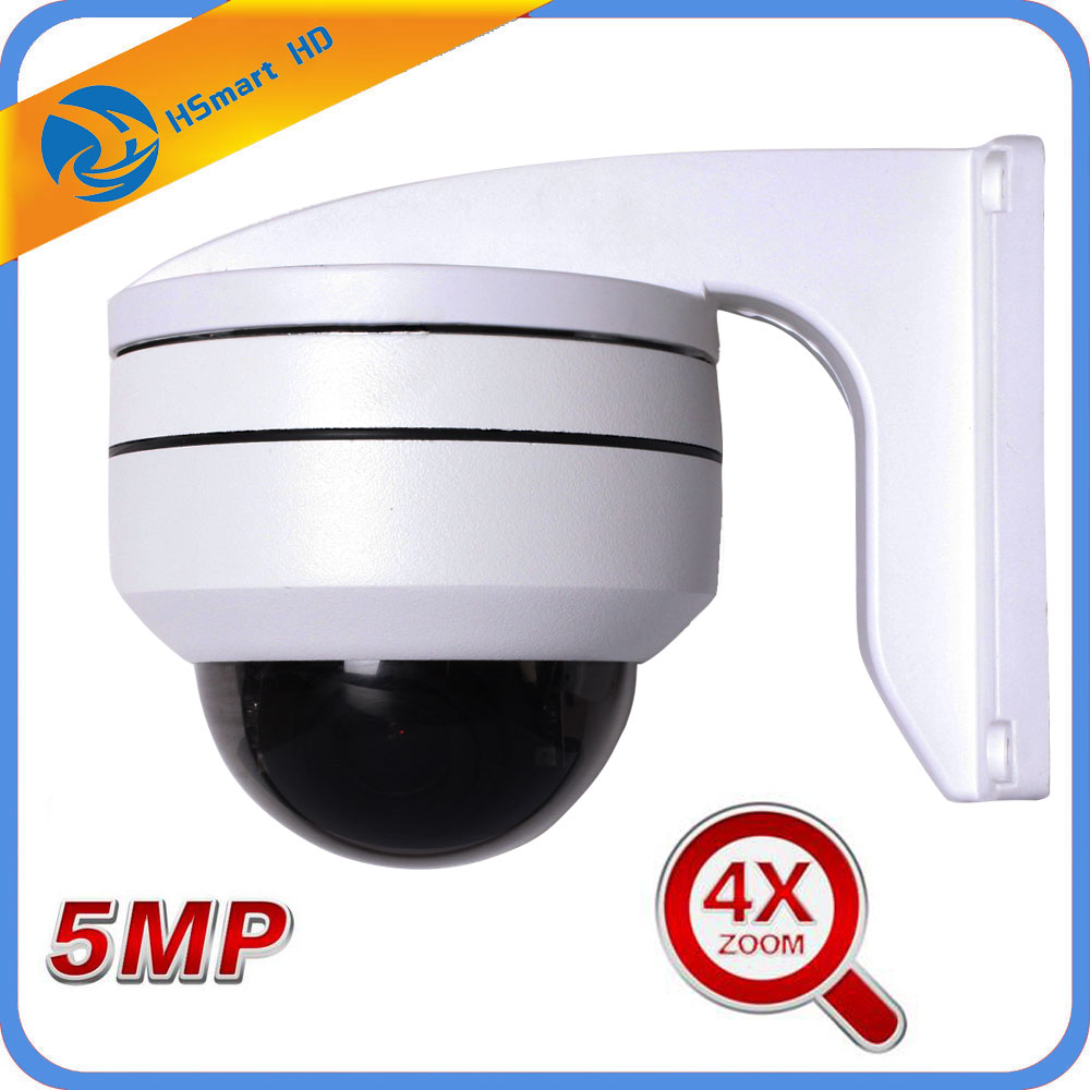 5MP 4X ZOOM AHD SONY 323 1080P 2,0 <font><b>MP</b></font> PTZ Speed Dome IR 5.0MP Kamera TVI CVI Nacht Im Freien CMOS AUTO image