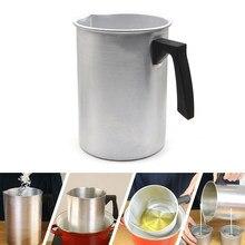 1.2/3L Kaars Melting Pot Wax Smelten Cup Wax Smelten Pot Kaars Maken Gieten Pot Voor Thuis Diy Kaars winkel Воск Для Свечей
