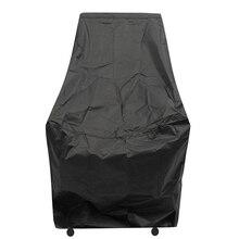 Большая сделка водонепроницаемый чехол на стул открытый с высокой спинкой Патио Укладки Мебель защита