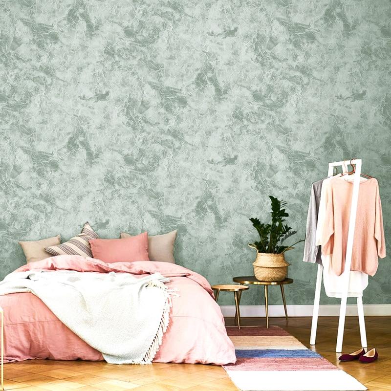 Modern Plain Color Imitation Marble Pattern 3D Embossed Wallpaper Living Room Bedroom TV Background Waterproof Vinyl Wall Paper