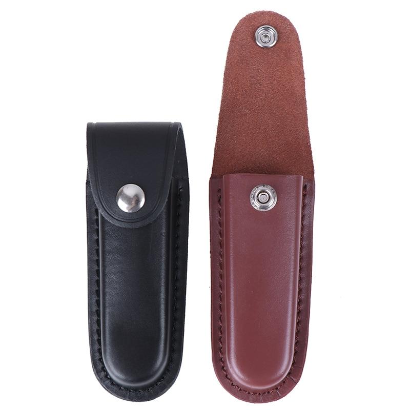 Новая оболочка/складной нож оболочка кобура кожаный нож первый пол кожаный нож оболочка для швейцарского ножа|Ножи|   | АлиЭкспресс