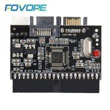 ACEHE lekka, trwała, IDE HDD do SATA Serial ATA Adapter konwertera sterownik dysku twardego wsparcie dla ATA 133 100 HDD CD Adapter