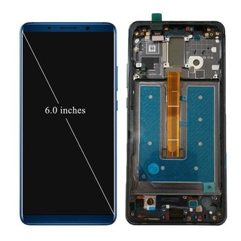 "AAA Quality Original 6.0"" LCD Display for Huawei Mate 10 Pro LCD Display Touch Screen Glass Panel Digitizer Assembly with Frame"