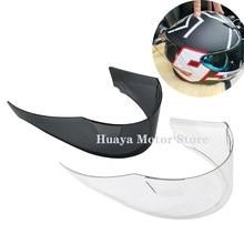 Étui à becquet arrière pour casque de moto, accessoires pour SHOEI Z7 nouveau Z8