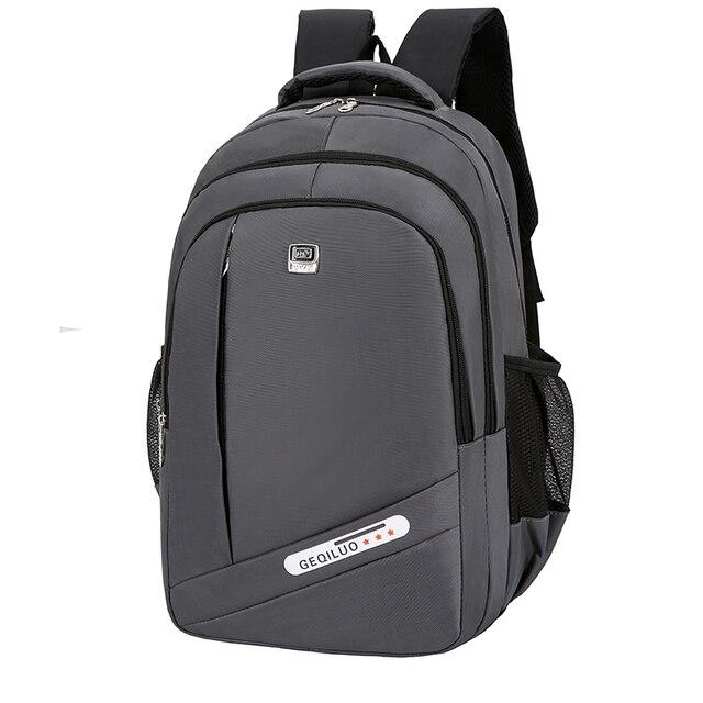 אופנה תרמיל 2020 גברים תרמיל מחשב נייד תיק פנאי נסיעות בית ספר נער כתף תיק Bagpack Backbag מוצ ילאס זכר