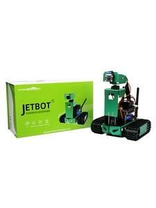Image 5 - JETBOT искусственный интеллект автомобиль Jetson nano vision AI робот автопилот набор макетной платы