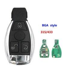 """חכם מפתח 3 כפתור NEC ואב""""ג ולהיות מרחוק מפתח עם 315mhz 434MHZ עבור מרצדס בנץ רכב מרחוק בקר שנה 2000"""