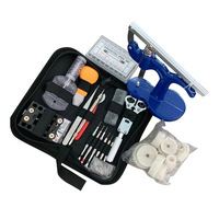 Watch Repair Tool Watch Maintenance Tool Kit Package 517 PCs Clock Tool Disassembly Changing Clock Tool