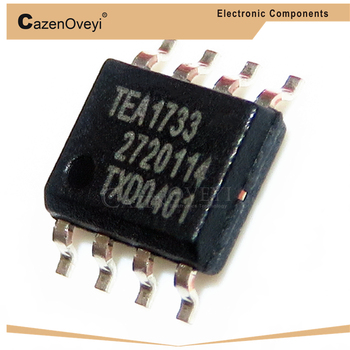 5pcs/lot TEA1733T TEA1733 SOP-8 SMPS control IC In Stock image