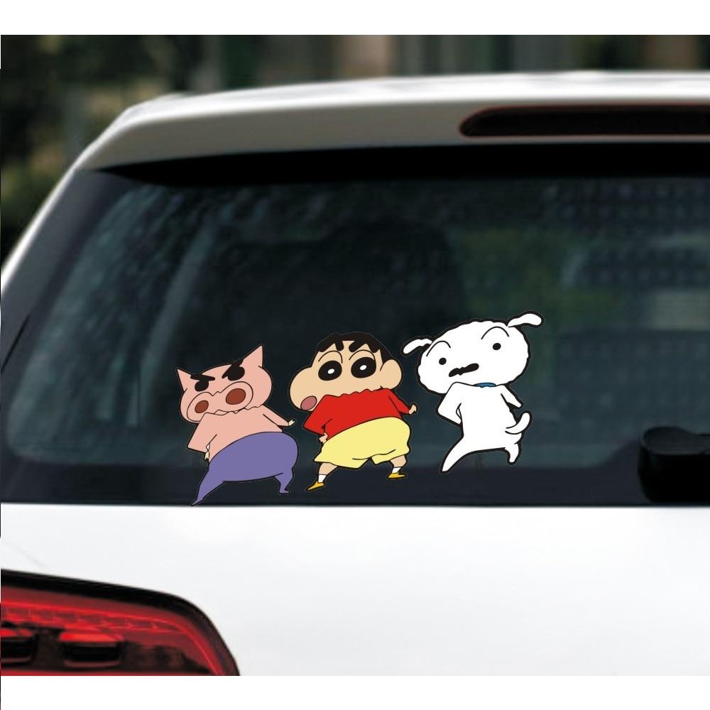 Funny Cute Laptop Car Window Vinyl decal sticker Anime Luffy -? One Piece