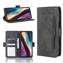 For Motorola One 5G Case 6.7 inch Multi-function card slot Leather Book Flip Design Wallet Cover For Moto One 5G Case(China)