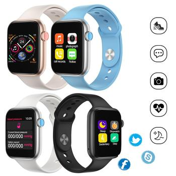 Bluetooth Smartwatch Heart rate Blood pressure Monitoring Sports Watch For IOS Android iPhone Samsung Note 10 9 8 Motorola LG