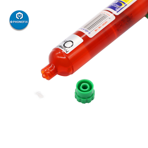 Image 4 - Mecânico TP 2500 10ML UV Cola LOCA UV Cola Líquida Optical Adhesive Cola para samsung iphone huawei vidro Da tela lcd reparação lente