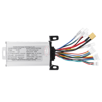DC 36V 350W Motor Controller Brushless DC Motor Regulator Speed Controller For Xiaomi Electric Bicycle E-bike Scooter
