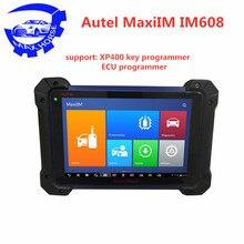 Autel MaxiIM IM608 OBD2 автомобильный диагностический автоматический сканер двигателя инструмент ECU ключ программирования scania IM600 сканер automotriz профессиональный