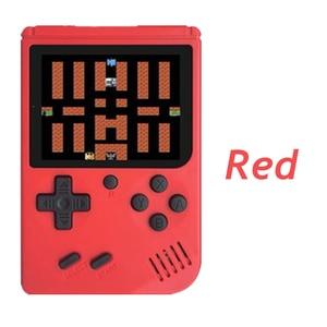Image 2 - ألعاب 500 في 1 ألعاب ريترو لعبة فيديو صغيرة وحدة التحكم المحمولة الجيب ريترو يده لعبة لاعب الألعاب الكلاسيكية هدية للأطفال