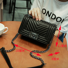 New Ladies Leather Bag 2019 Hot Messenger Retro Handbag Designer