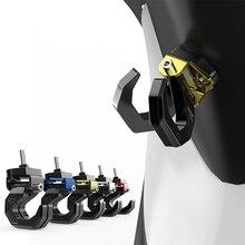 1 шт. мотоциклетный багажный шлем с двойным крюком держатель для мотоциклетного скутера держатель для шлема сумка крючок для бутылки Вешалка с винтом
