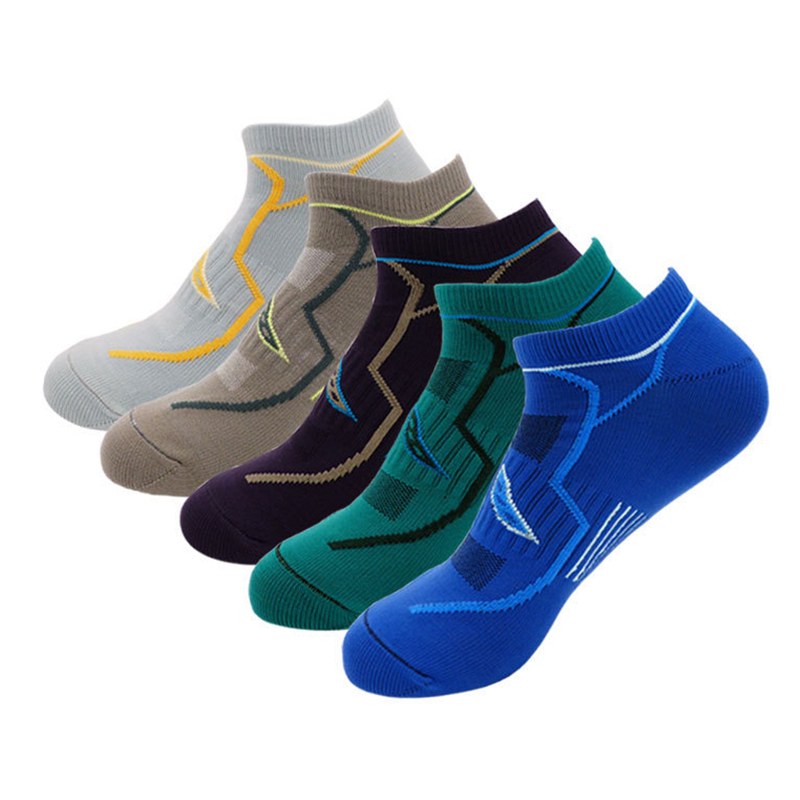 Running Socks Summer Thin Section Nylon Indoor And Outdoor Sports Ankle Sock 2019 New Cheap Breathable Quick-Drying Casual Sox