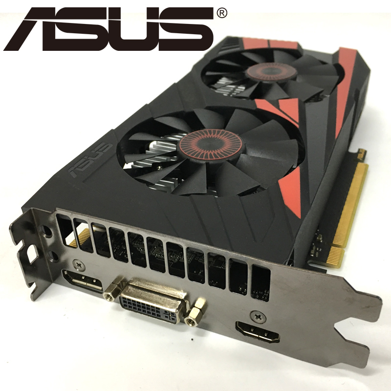 ASUS Original Graphics Card GTX950 With 6610MHz Memory Frequency 4