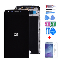 Оригинальный ЖК-дисплей для LG G5 с фоторамкой, сменный ЖК-дисплей H850 H840 H860