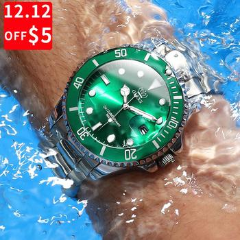 Męskie zegarki zegarek dla mężczyzn męski zegarek sportowy zegarki męskie 2020 Man zegarki zapalniczka zegar bransoletka dla mężczyzn zegarki tanie i dobre opinie ZONGJI 22cm Moda casual QUARTZ 3Bar Składane zapięcie z bezpieczeństwem CN (pochodzenie) Wolfram stali 11mm Szkło powlekane