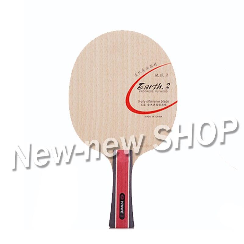 Yinhe Earth.3 E3 E 3 E-3 Table Tennis Ping Pong Blade