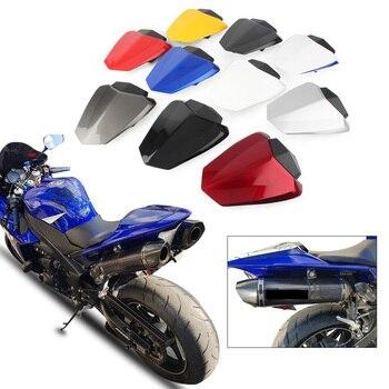 Cubierta trasera para asiento de motocicleta, capó trasero de pasajero, plástico ABS para Yamaha YZF R1 2009 2010 2011 2012 2013 2014
