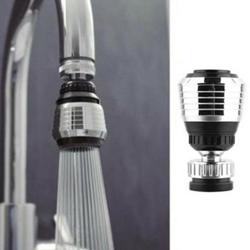 360° Rotate Faucet Filter Tap Diffuser Kitchen Accessories Gadget Bathroom Hot