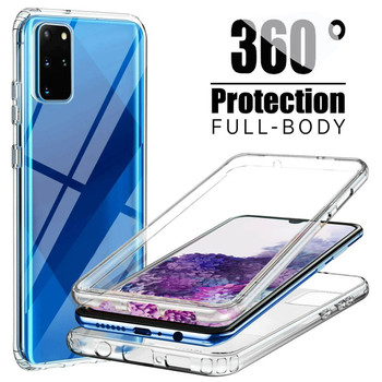 New 360 Shockproof Case for Samsung Galaxy S21 Ultra S20 S10 S10E S9 S8 Plus S7 Edge A02S A12 A32 A42 A52 A72 A21S M31S Cover 1