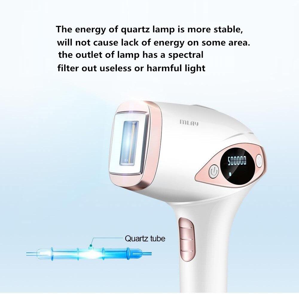 laser de gelo frio ipl depilador permanente