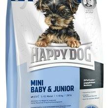 Happy Dog Mini Baby e Junior Supreme