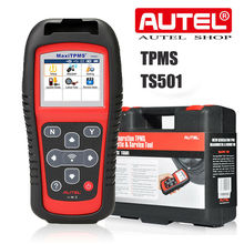 Autel MaxiTPMS TS501 Relearn Werkzeug TPMS Reset, TPMS diagnose, Lesen/klar TPMS DTCs, Sensor Aktivierung, programm MX Sensor, Schlüssel