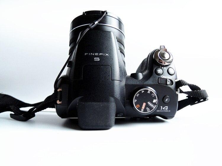 Appareil photo numérique Fujifilm FinePix S4200 3 pouces écran LCD haute qualité Fujinon 24x objectif Zoom optique 14MP CCD 720p HD films