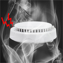 Smoke-Detector Office for Home Security Photoelectric Independent