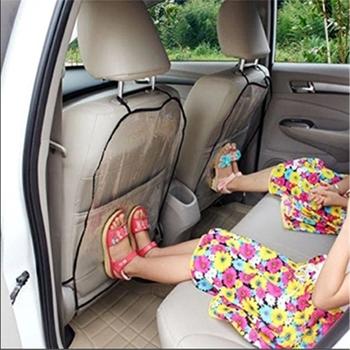 Pokrycie siedzenia podnóżek dla chevroleta Cruze dla Ford Focus 2 3 dla mazdy dla volkswagena tanie i dobre opinie CN (pochodzenie) Żel krzemionkowy China free shipping well package black 58cm*44cm*1cm