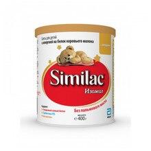 Смесь на основе изолята белков сои «Изомил» Similac, с рождения, 400 г